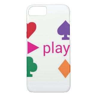 Born to play iPhone 7 case