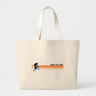 Born to ride - BMX Tote Bags