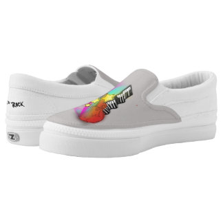 Born  To Rock 2 Printed Shoes