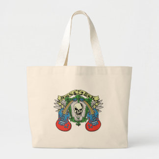 Born to Rock Canvas Bags