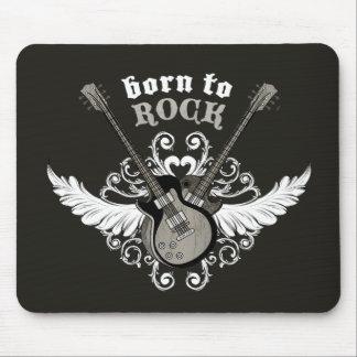 Born To Rock mousepad