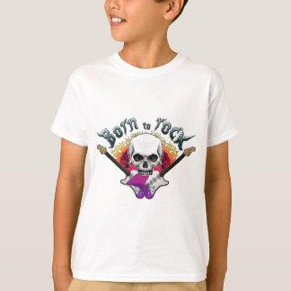 Born to rock'n'roll T-Shirt