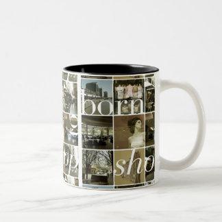 Born To Shop Mug