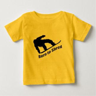 Born To Shred Tshirt