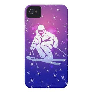 Born to Ski iPhone 4 Case