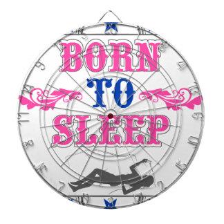 Born to Sleep Dart Boards