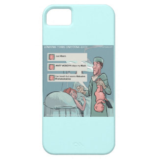 Born To Tweet Funny iPhone 5/5S Case iPhone 5/5S Cases