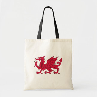 Born Welsh Poem with Dragon Bags