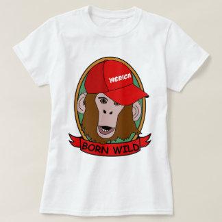 Born Wild T Shirts