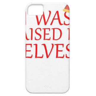 born with elves, gift elf, christmas, fairy shirt barely there iPhone 5 case