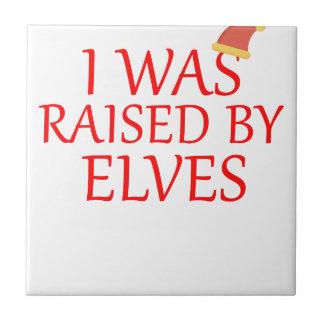born with elves, gift elf, christmas, fairy shirt tile
