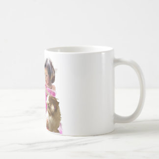 born with wings mugs