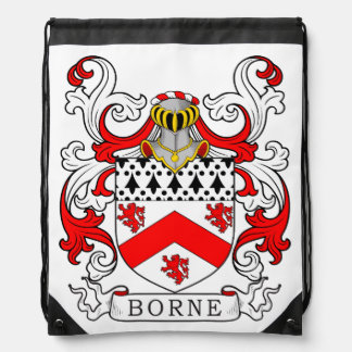 Borne Coat of Arms III Backpack