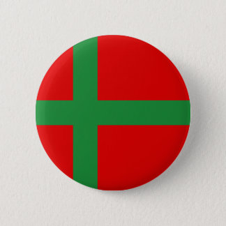 Bornholm, Denmark 6 Cm Round Badge