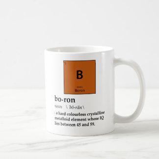 Boron Mug