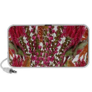 Boronia Lipstick Flower Show Mp3 Speaker