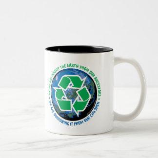Borrowed Earth Coffee Mug