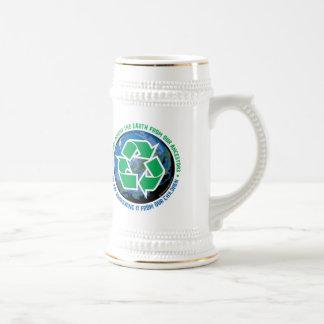 Borrowed Earth Coffee Mugs