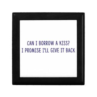 Borrowed Kiss shirts, accessories, gifts Gift Box