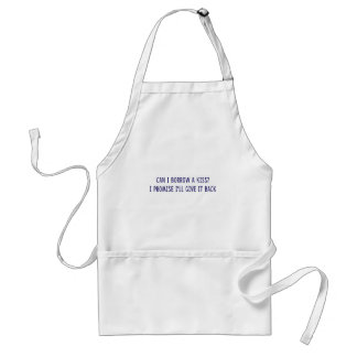 Borrowed Kiss shirts, accessories, gifts Standard Apron