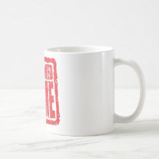 Borrowed Time Mugs