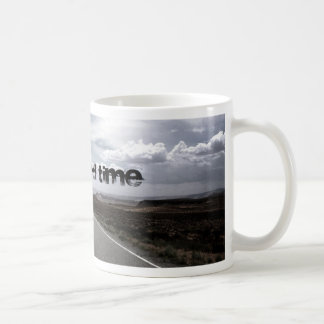 Borrowed Time Swag Basic White Mug