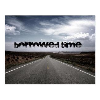 Borrowed Time Swag Postcard