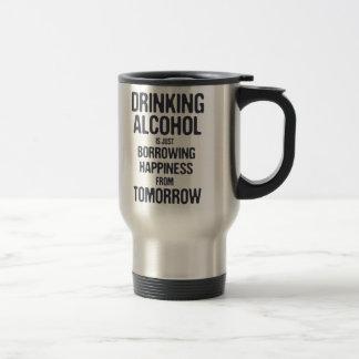 Borrowing Happiness Mugs