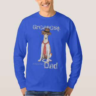 Borzoi Dad T-Shirt