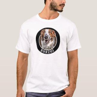 Borzoi Dog 002 T-Shirt