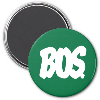 BOS Letters Magnets