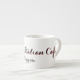 Bosco's Italian Cafe Espresso Cup