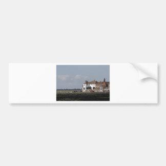 Bosham Harbour Bumper Sticker