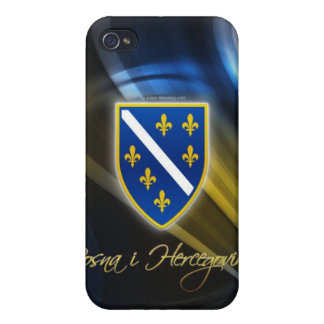 Bosna iPhone 4 Case