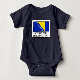 Bosnia and Herzegovina Baby Bodysuit