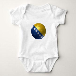 Bosnia and Herzegovina ball Baby Bodysuit