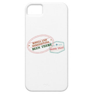 Bosnia and Herzegovina Been There Done That Barely There iPhone 5 Case