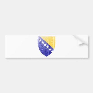 Bosnia And Herzegovina Coat Of Arms Bumper Sticker