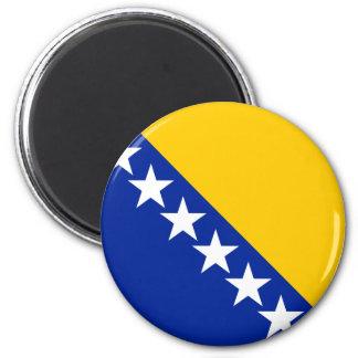 Bosnia and Herzegovina Flag BA Magnet