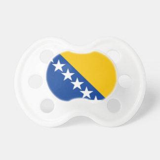 Bosnia and Herzegovina Flag Baby Pacifier