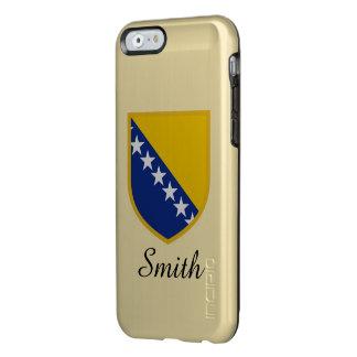 Bosnia and Herzegovina Flag Incipio Feather® Shine iPhone 6 Case