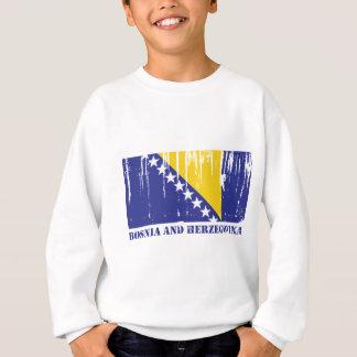 Bosnia and Herzegovina Flag Sweatshirt