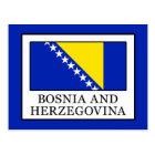 Bosnia and Herzegovina Postcard