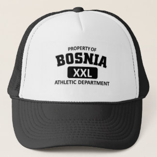 Bosnia Athletic department Trucker Hat