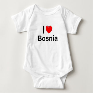 Bosnia Baby Bodysuit