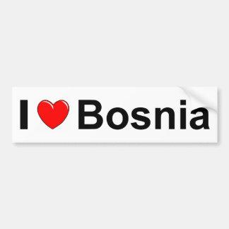 Bosnia Bumper Sticker