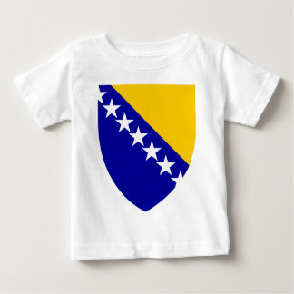 bosnia emblem baby T-Shirt
