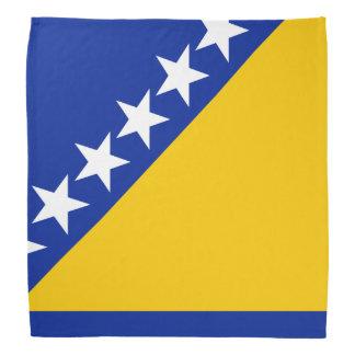 Bosnia i Hercegovina Flag - Bandana