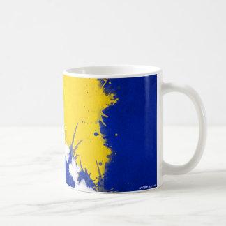 Bosnian Flag Coffee Mug