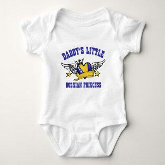 Bosnian Princess Baby Bodysuit